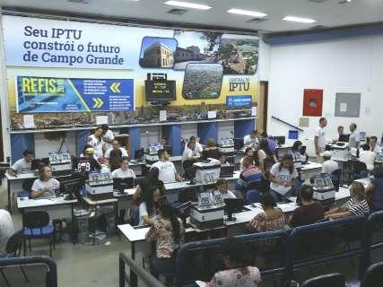 No encerramento, Refis arrecada R$ 54,5 milhões em Campo Grande