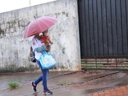 A roupa não seca? Verão atípico tem mais chuva e temperaturas amenas