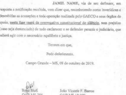 """""""Inverídicas e descabidas"""", diz defesa de Name e policiais sobre acusações"""