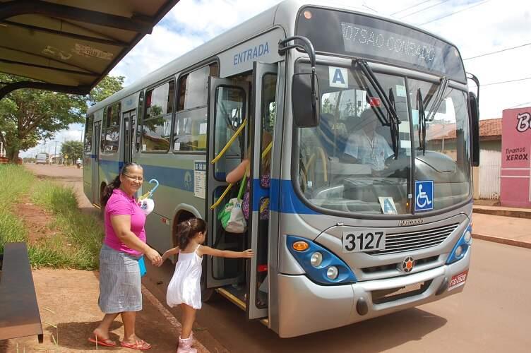 A partir de amanhã será de R$ 2,70 para linhas urbanas. (foto: Simão Nogueira)