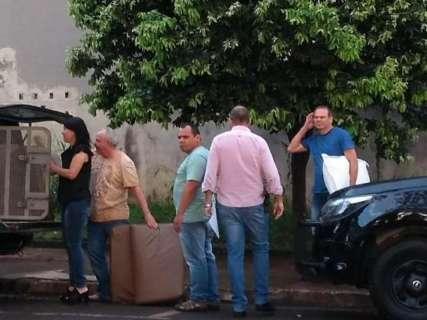 Ex-secretário de Fazenda preso por corrupção é transferido para a Capital