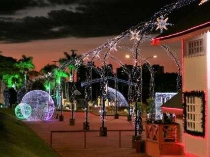 Guga Borga e Max e Gabriel se apresentam na Cidade do Natal hoje