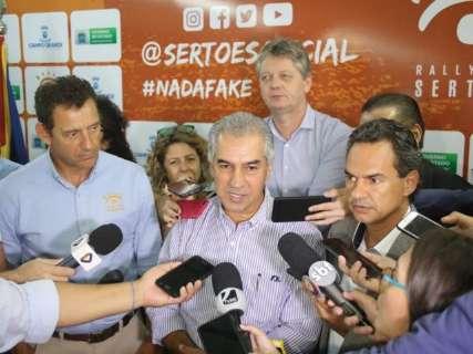 Reinaldo elogia ida de Mandetta para a Saúde e vê tabela SUS como prioridade