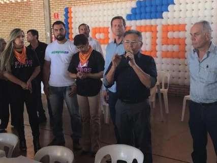 PROS confirma apoio a Odilon e lança candidatura de quatro deputados federais