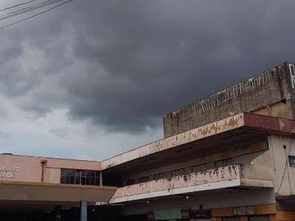 Previsão é de chuva ao longo da semana em MS, segundo Inmet