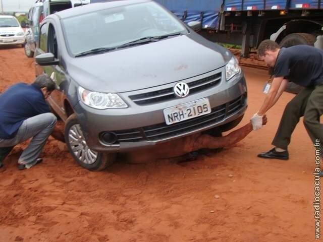 A Polícia indiciou o suspeito por latrocínio, roubo seguido de morte. (Foto: Rádio Caçula)