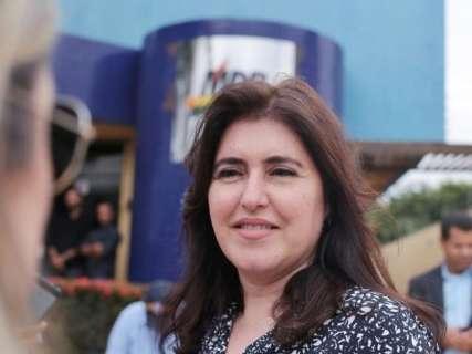 Simone lançará candidatura mesmo que não seja o nome oficial do MDB