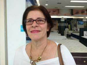 A professora Maria do Carmo acha que é cultural do campo-grandense considerar tudo longe demais.
