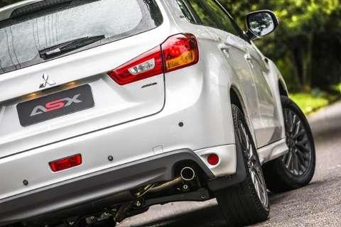 Mitsubishi lança série especial ASX-S