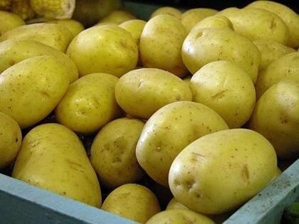 Nas últimas duas semanas a batata acumula alta de 62% em Campo Grande. (Foto: Arquivo Campo Grande News)