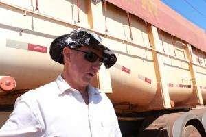 Frete volta a cair e caminhoneiros ameaçam nova paralisação