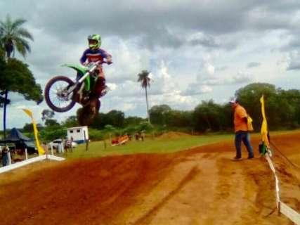 Final do Campeonato Estadual de Motocross acontece neste domingo