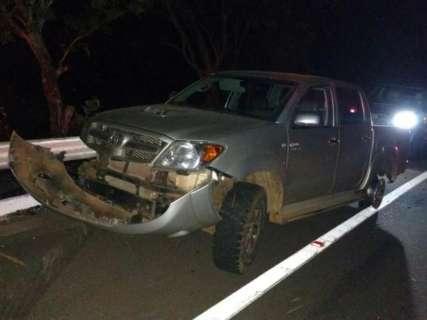 Traficantes usavam até estrada parque para traficar cocaína boliviana