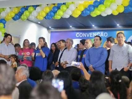 Grazielle desiste da reeleição e lança Londres Machado à Assembleia