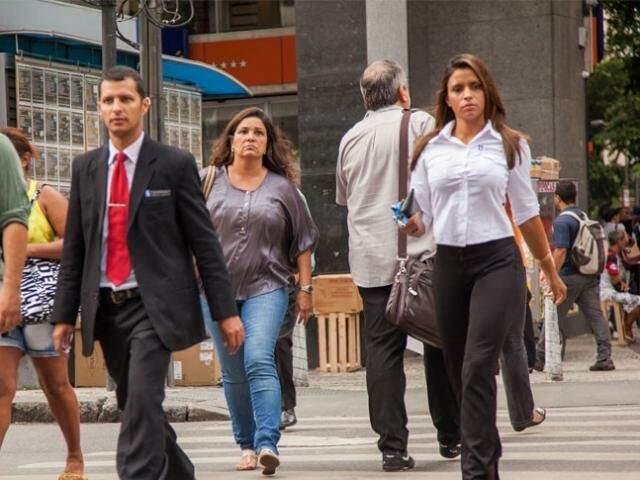 Estudo da PNAD Contínua mostra que mulheres recebem 79,5% do rendimento dos homens. (Foto: Licia Rubinstein/Agência IBGE Notícias)