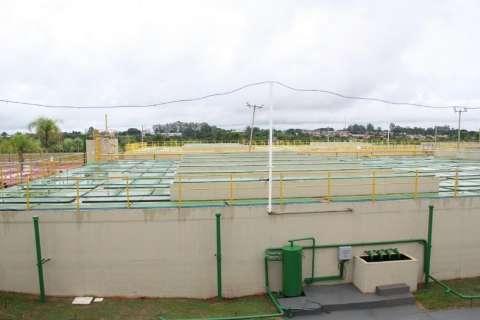 No dia da Água, concessionária inaugura ampliação de estação de esgoto