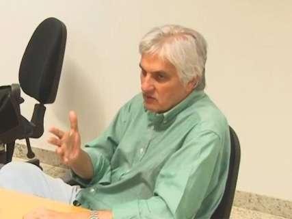 """Delcídio critica falta de renovação e se diz no """"banco de reservas"""" da política"""