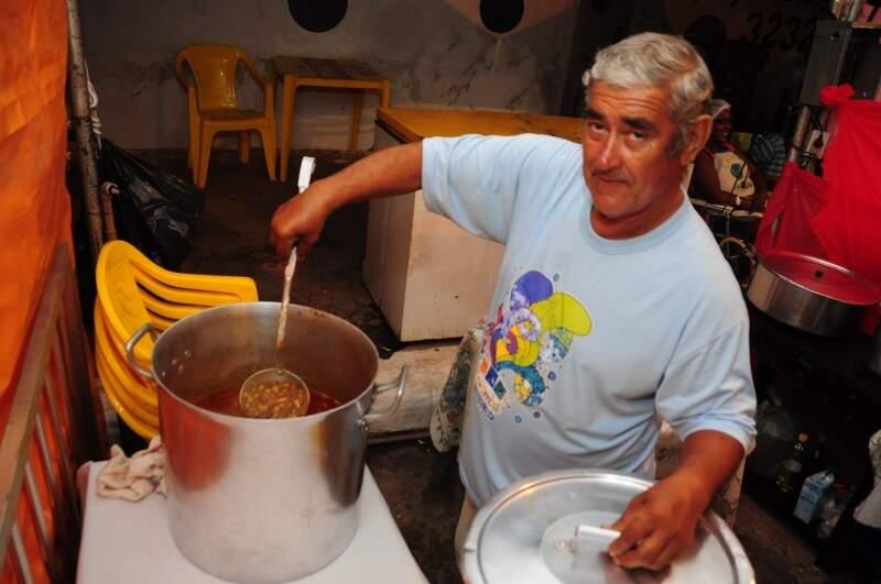 Prato é receita para animar os ânimos no Carnaval. (Foto: Rodrigo Pazinato)