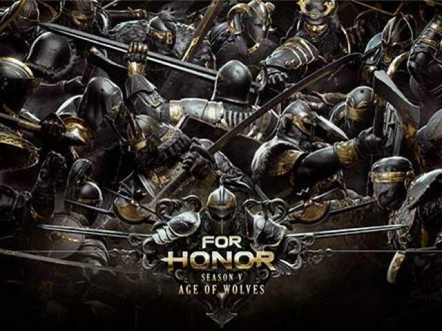 Novidades empolgantes estão chegando no dia 19 de fevereiro para For Honor