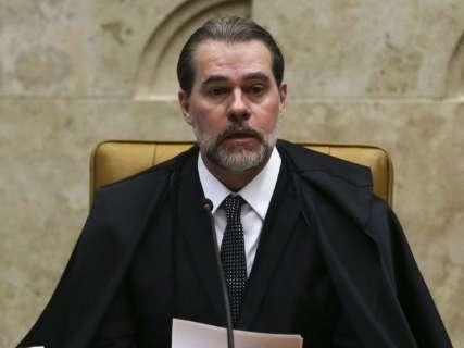 Toffoli determina votação secreta na eleição para o comando do Senado