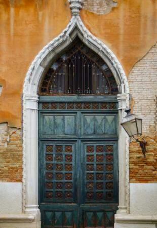 Itália: Inspiração portas. (Foto: Janaina Lott)