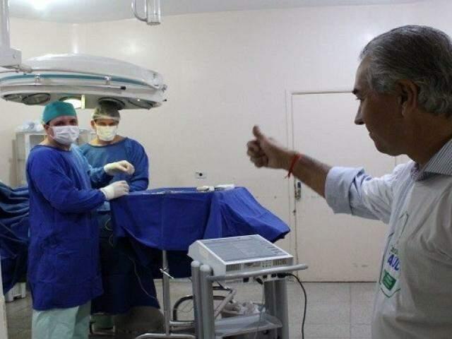 Governo investiu mais de R$ 7 milhões com ampliação de hospital