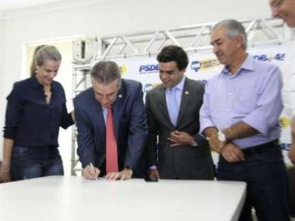 PSDB vai apresentar a Alckmin reivindicações de MS, dizem tucanos