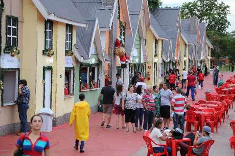 Réveillon hoje na Cidade do Natal terá quatro atrações musicais e show de fogos