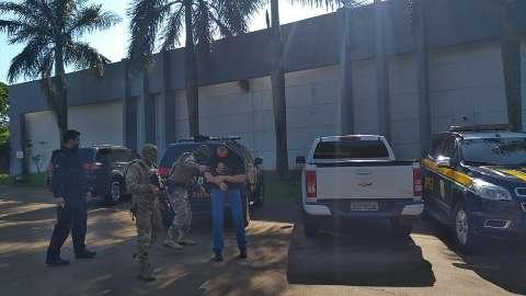 Máfia local perde terreno e PCC assume rotas do cigarro paraguaio