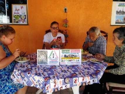 Com projeto de turismo solidário no Peru, José busca amigos para dividir sonho