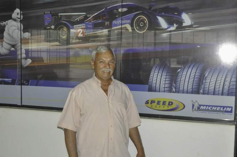 O espírito empreendedor de Antônio Roberto da Costa foi o que conduziu à construção do sonho. (Foto: Marcelo Calazans)