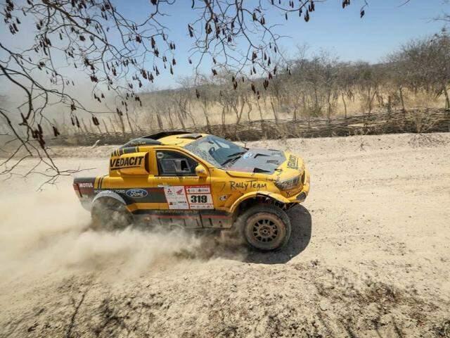 Última etapa do Rally dos Sertões em 2018. Categoria voltará para MS (Foto: Magnus Torquato/Divulgação)