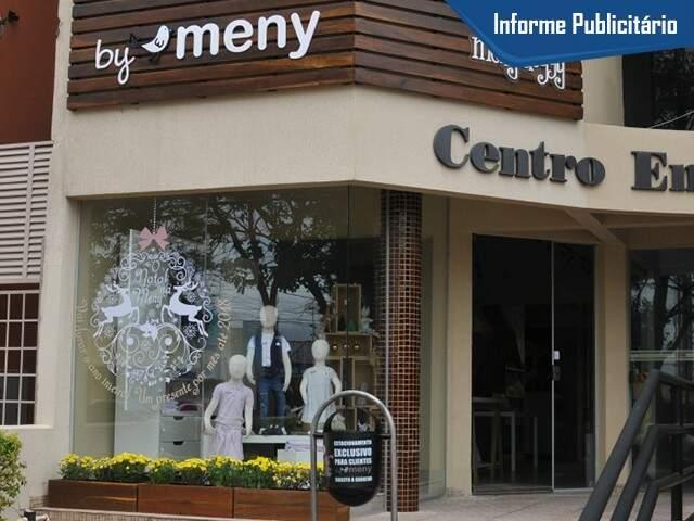 Loja fica na Avenida Mato Grosso, 3049, Bairro Santa Fé. (Foto: Alcides Neto)