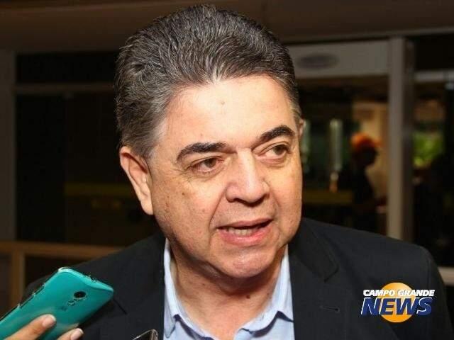 Marcio Monteiro é presidente estadual do PSDB em MS (Foto: Arquivo)