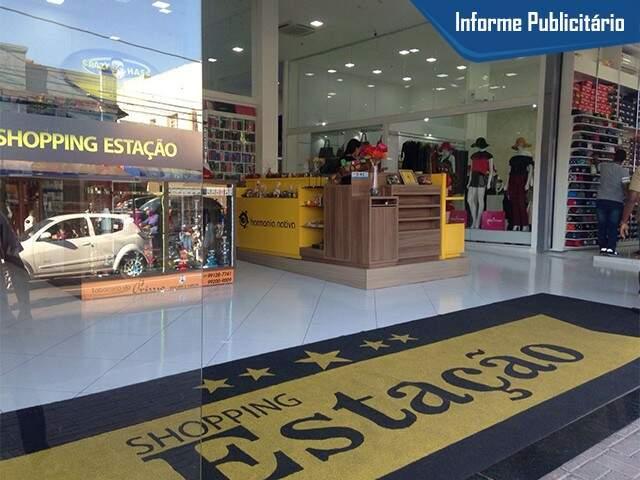 Shopping Estação. (Foto: Divulgação)