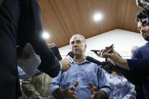 Reinaldo diz que DEM é fator importante, mas PSDB conversa com todos