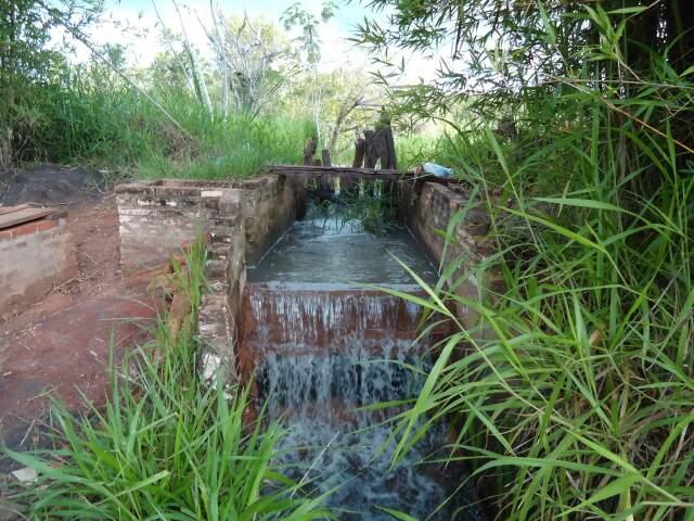 Proprietário rural foi notificado a recuperar a área degradada. (Foto: divulgação/PMA)