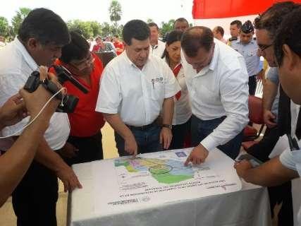 Paraguai autoriza pavimentação de trecho essencial para a rota bioceânica