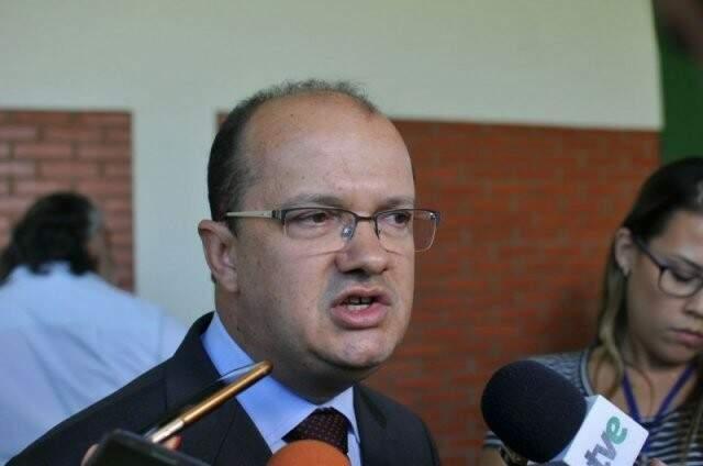 Secretário José Carlos Barbosa disse que terá conversa com o governador na semana que vem (Foto: Arquivo)