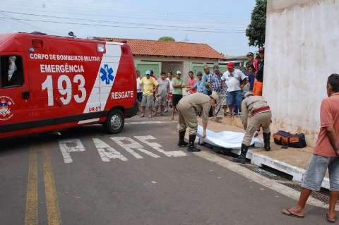 Homem é morto com disparo de arma de fogo no Dalva de Oliveira II