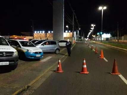 Em blitz no último dia do Maio Amarelo, polícia prende 3 por embriaguez