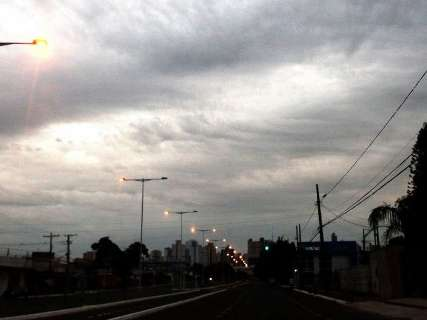 Frente fria em MS traz sensação térmica de 9ºC em cidade do interior