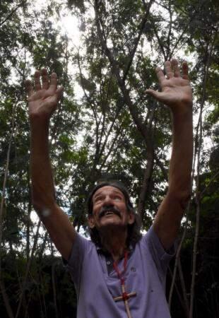 Sérgio de Sá se tornou mais religioso depois dos efeitos severos da bebida. (foto: Roberto Higa)