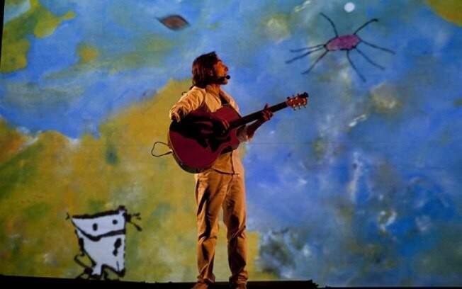 Há 5 anos com espetáculo, Márcio lança aplicativo. (Foto: Divulgação)