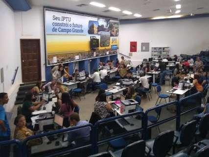 Prefeitura quer empréstimo de R$ 25 milhões para modernizar arrecadação