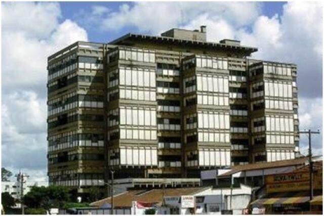 Edificio do Antigo ERPE