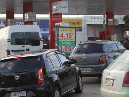 Diesel fica R$ 0,57 mais barato em MS, mas é o 9° mais caro do Brasil