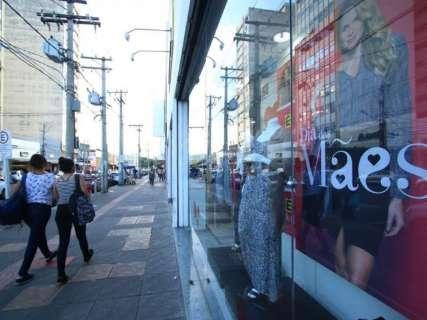 Comércio de MS acumula queda de 1,8% nas vendas de janeiro a maio