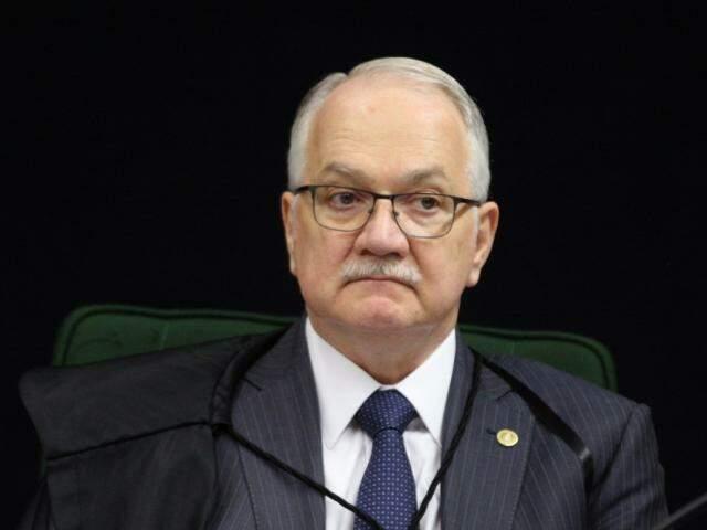 Fachin vai relatar pedido de liberdade feito pela defesa de Zelito Ribeiro. (Foto: Nelson Jr./SCO/STF)