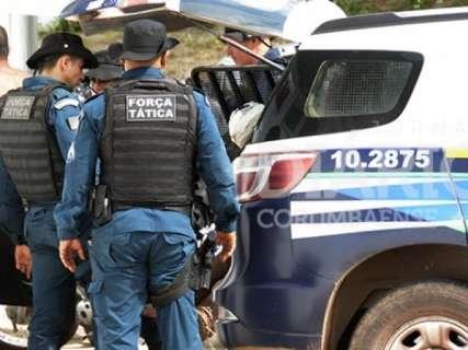 Homem que matou três e feriu outro durante roubo é preso na fronteira